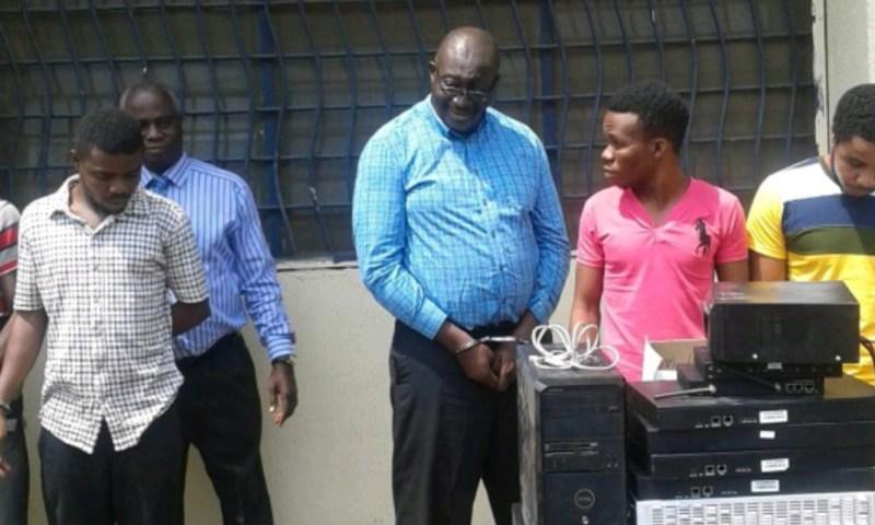 UCC Busts Gang Of Telecom Sim Card Fraudsters