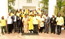 Photos: NRM National Executive Council Delegates Unveiled