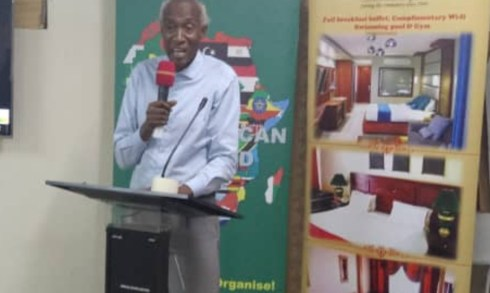 'Africans Should Learn  Chinese Technology, Not Just Language'- Dr Otanga Rusoke