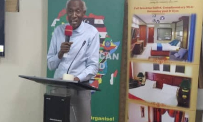 'Africans Should Learn  Chinese Technology, Not Just Language'- Dr Otanga Rusoke