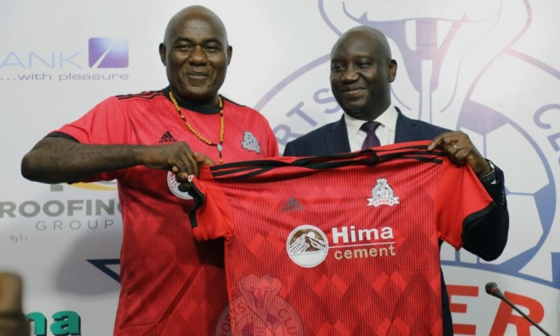 Vipers SC Unveil Uganda Cranes Goalkeepers' Trainer As Head Coach