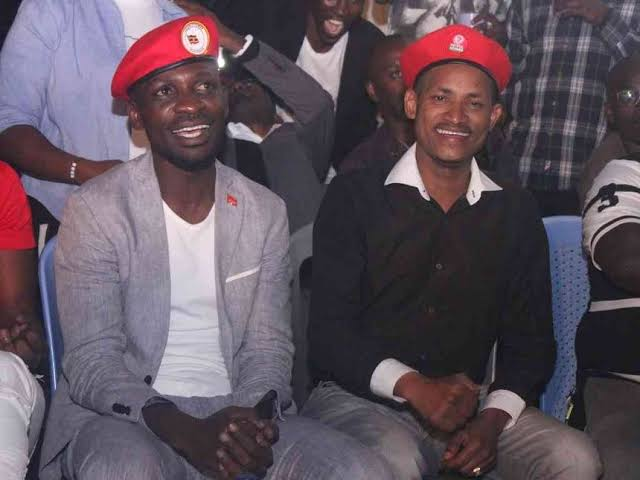 Bobi Wine's Pal Babu Jailed Over Attempted Murder