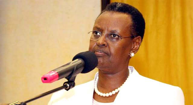 Sudhir's Sch.Has Better Facilities Than Ours-1st Lady Janet Museveni Defends Releasing PLE Results From Tycoon's School