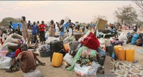 WFP Hails Ugandan Gov't For Hosting 1.2 Million Refugees