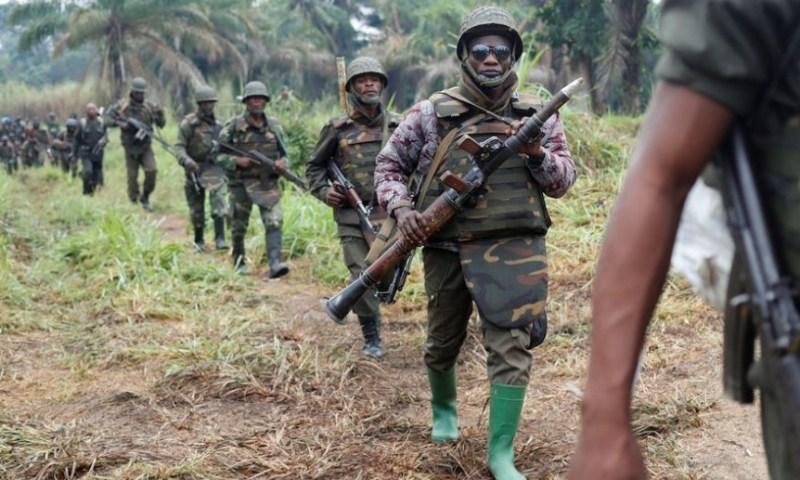 Security Alert: 40 Ugandan ADF Rebels Arrested