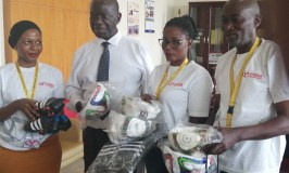 YUASA Boosts Vice President's Easter Tournament With Sports Equipment