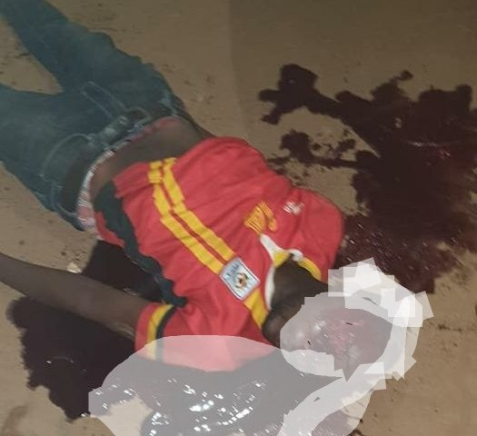 LDU Operative Shoots People Power Activist In Eye, Shatters His Brains