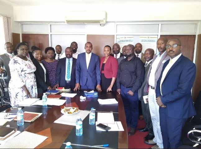 'Rid Your Sector Of Unethical Conduct'- Minister Tumwebaze Tells  Labour Exporters