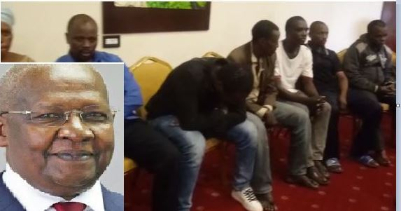 Gov't Pardons 13 Rwandans,  Min. Kutesa Hands Them Over To Kigali