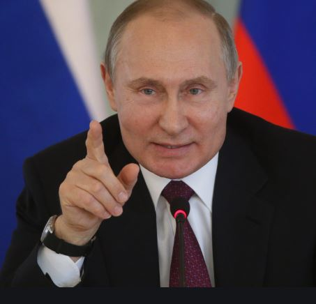 The Office Is Just Getting Sweeter: Russian Putin Scraps Off Presidential Terms, To Stay In Power Till 2036