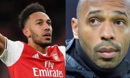 Thierry Henry Proved Right About Aubameyang After Arsenal Transfer