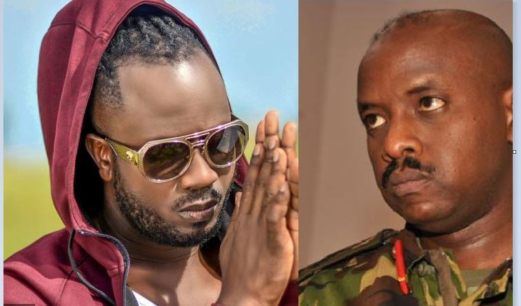 Gen. Muhoozi Tasks Police To Explain Why They Failed To Protect Bebe Cool From Bottles