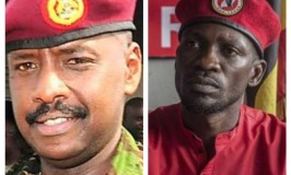 'No Talks Until You And Your Father Stop Killing Ugandans'-Bobi Wine Tells Gen. Muhoozi