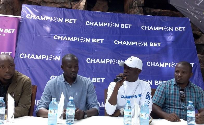 NBS TV's Douglas Appointed Champion Bet Brand Ambassador