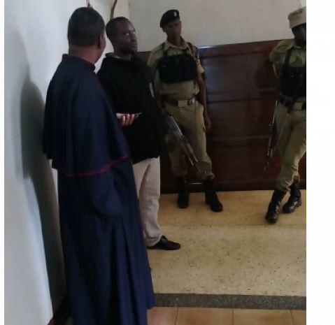 Christ The  King Parish Priest Arrested For Holding Mass Amidst Corona Virus Lockdown
