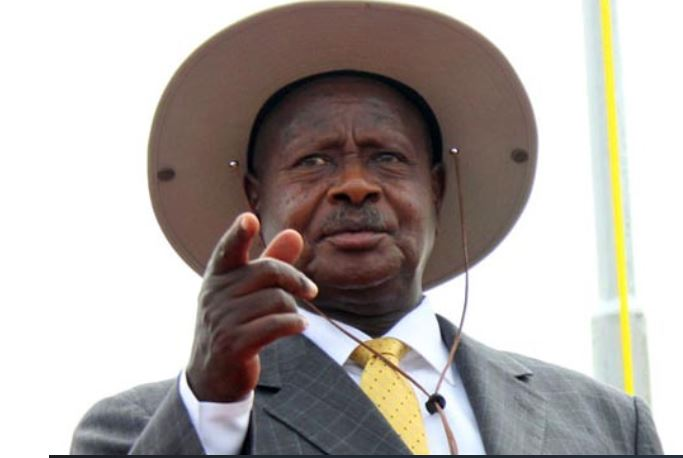 'I Shall Punish Those Crooks Hiking Food Prices Due To Corona Virus'-President Museveni