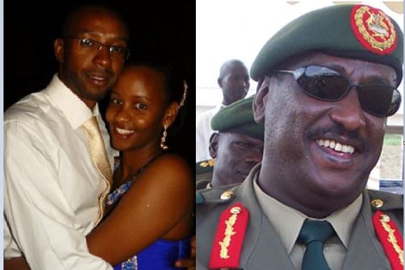 Gen. Salim Saleh's Gal Dumps Hubby, Wants Court To Declare Him Mad So She Can Grab Property