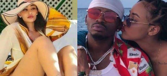 Zari's Ex-Lover Diamond Platnumz Splits With New Bonkmate Tanasha