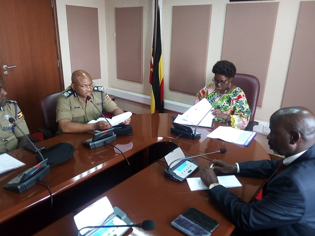 Speaker Kadaga Wants Auditor General To Audit Police SACCO
