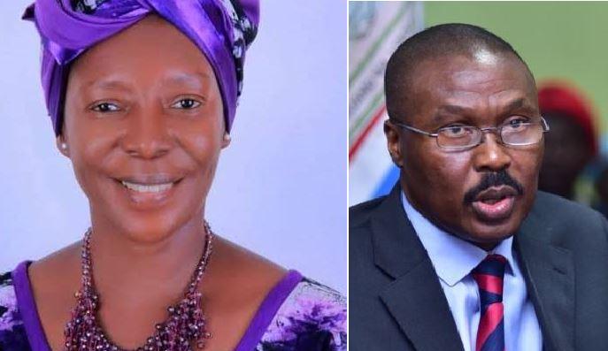 Sad News As Gen. Muntu's Blue-eyed Girl  Allimadi Dies Under Mysterious Circumstances