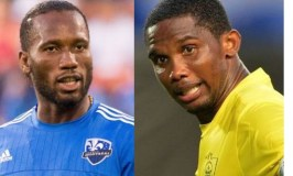 Soccer Legends Drogba, Eto'o Slam European Doctors For Using Africans As Guinea Pigs For COVID-19 Drug Tests