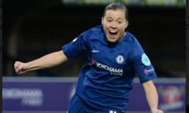 England Female Striker Fran Kirby On Recovery From Pericarditis