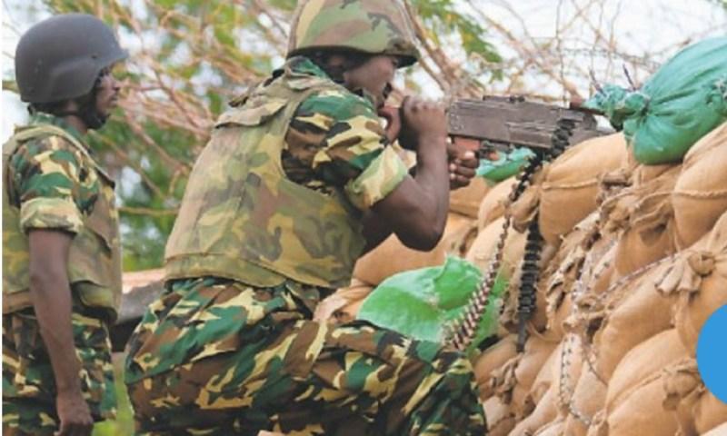 Gunfire As UPDF Commandos  Repulse Al-Shabaab Attack At Airport