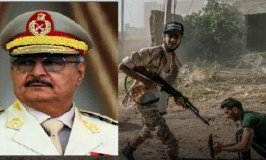 Gen. Khalifa Haftar Plans Coup d'etat Against Libyan UN-Backed Gov't