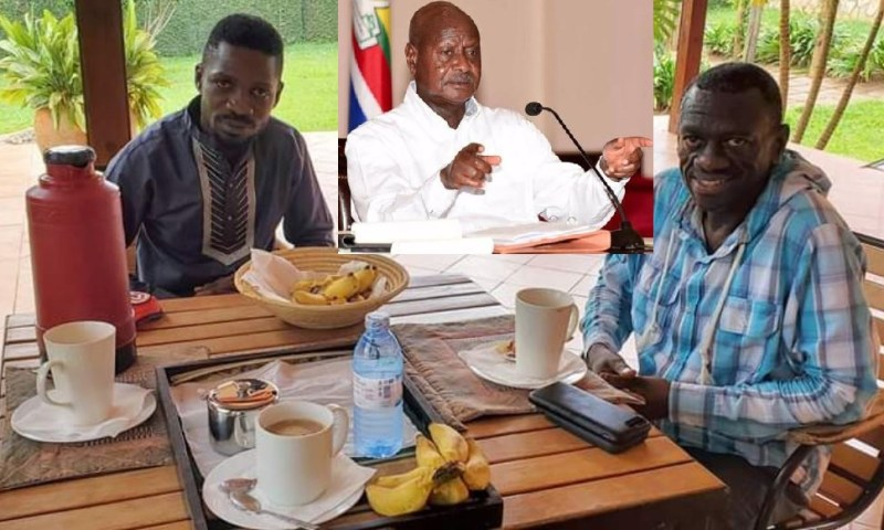 New Era: Dr.Besigye Joins People Power, Seals 2021 Presidential Deal With Bobi  Wine