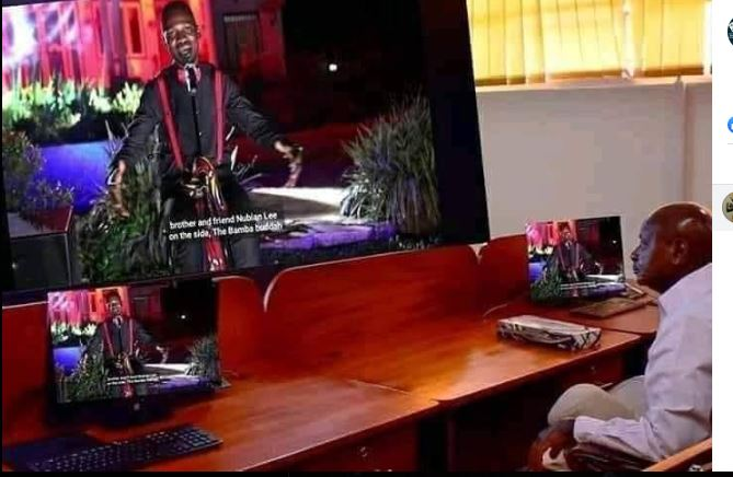 Bobi Wine Online Show Catches State House Attention