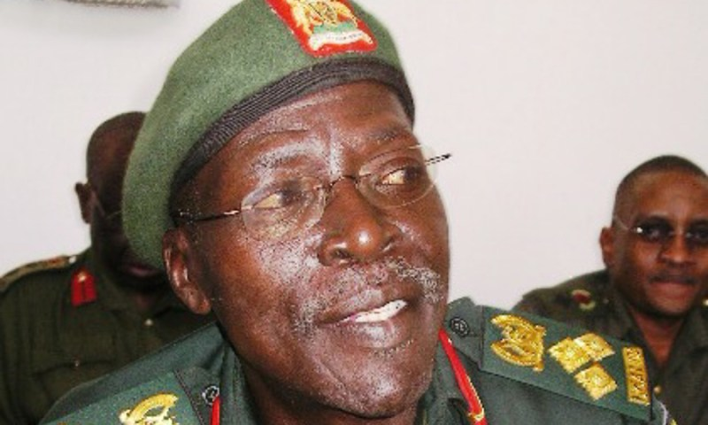Gen.Kasirye Ggwanga's Health Steadily Improving-Source