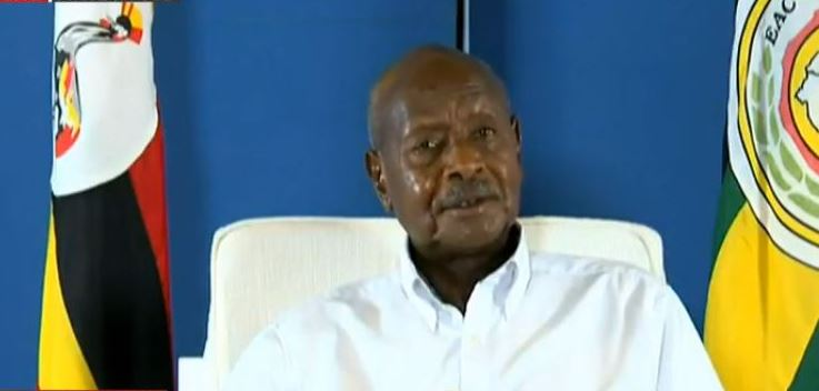 Museveni Insists On Wearing Masks, Sets Dates For Resumption Business As Uganda Prepares To Lift COVID-19 Lockdown
