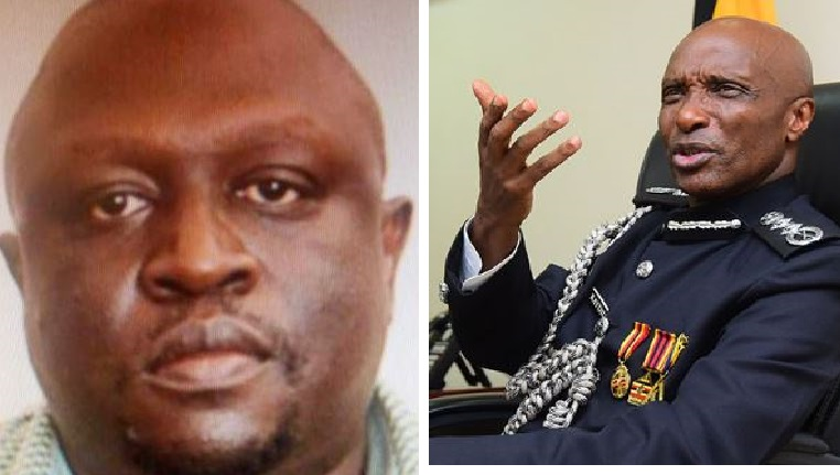 ISO Operative Jailed For Framing Ex-IGP Gen Kale Kayihura In AIGP Kaweesi's Murder