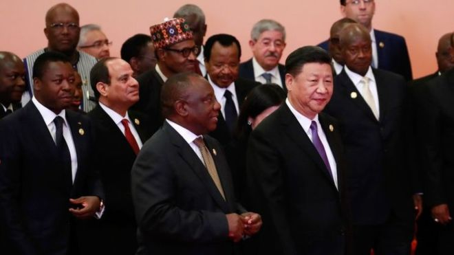 'African Countries Cannot Be Forgiven $152Bn Debts Because Of COVID-19'-China