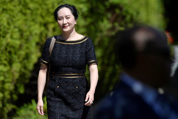 Breaking! Сanada Court Okays Huawei CFO's Extradition Process To US Over 'Illegal' Dealings With Iran!
