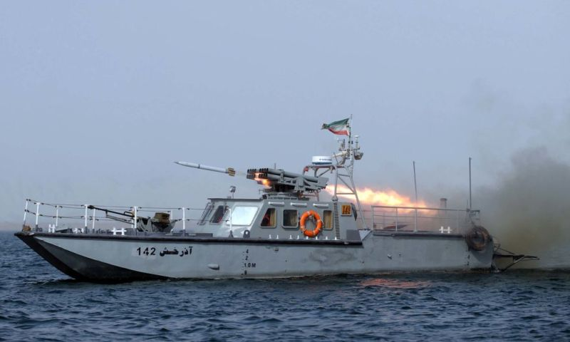 We Only Shot Three Iranian Boats Out Of Our Waters-Saudi Arabia