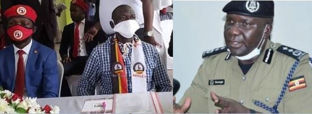 Police Summon Bobi Wine, Dr Besigye Over Breaching Presidential Directives On COVID-19
