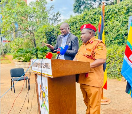 'Only 100 People Will Attend Namugongo Martyrs Day Celebrations Due To COVID-19 Pandemic'-Baine