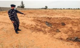 Shock As 8 Mass Graves Are Discovered In Libya, Renegade Gen.Haftar Loses More Ground