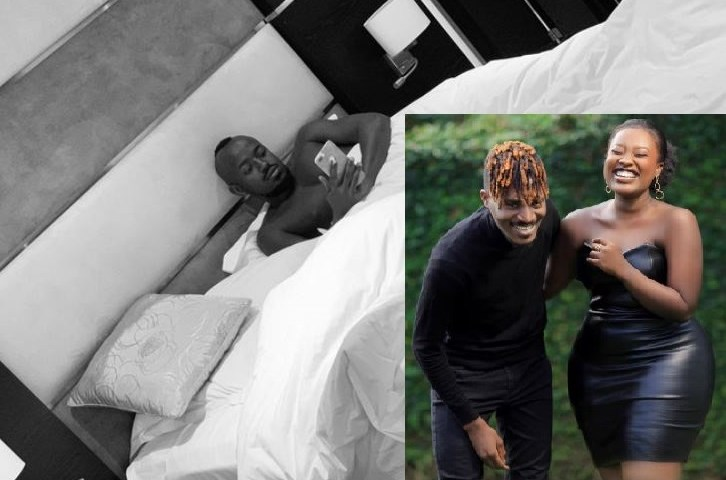 Poor Boy: Dumped Ykee Benda Coils In Cold Bed Alone As Martha Kay Splashes 'El-Nino' On A-pass