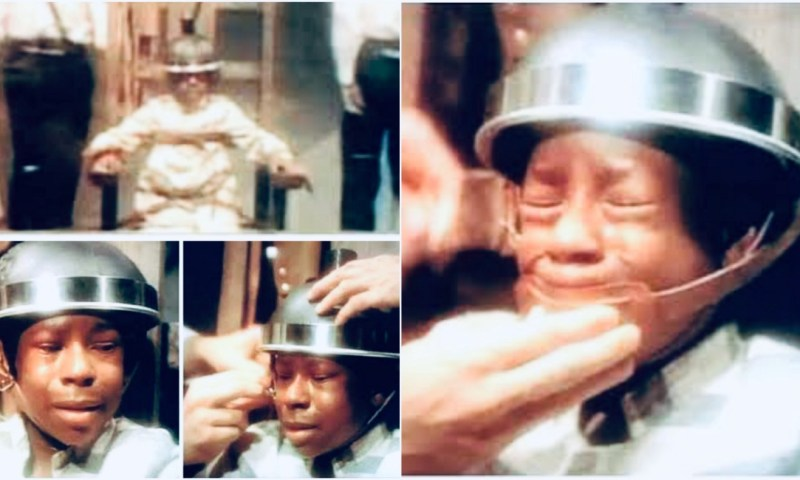 Sorrowful: The 14-Year-Old African-American That Was Tortured In An Electric Chair