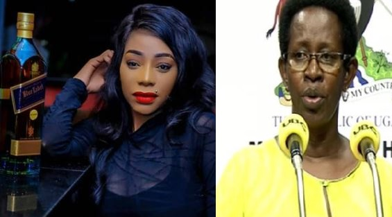 Bad Black Payment By NRM Diehards Was Stunt To Salvage Her Image, PS Atwine Maintains MoH Had No Contract With Her