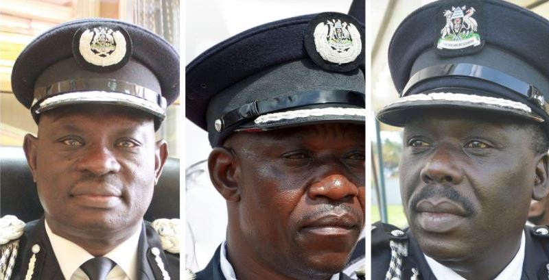 IGP Ochola Shakes Up Top Police Directors In New Transfers