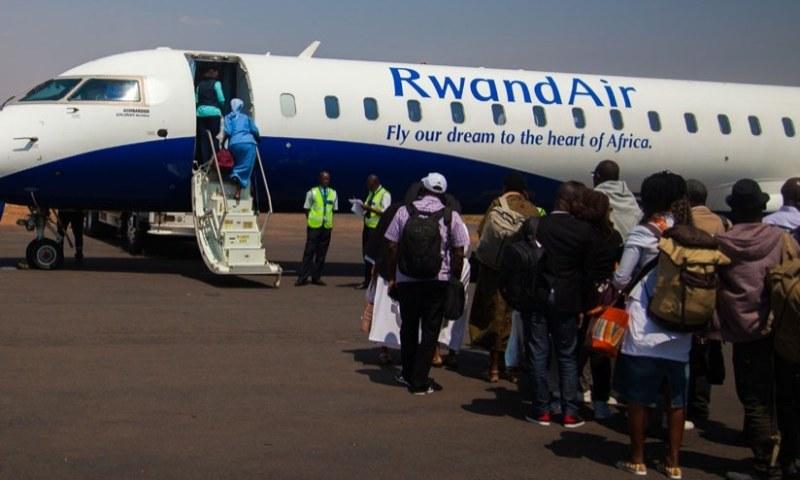 Rwanda Air To Resume Commercial Flights Tomorrow Amid Coronavirus Surge