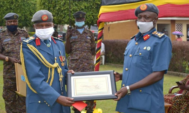 Well Served! UPDF Retires 1036 Officers From Active Service In Seven Divisions