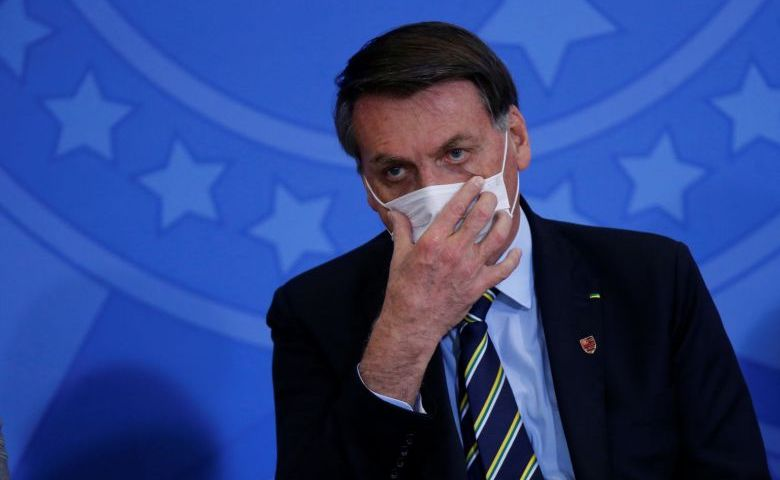 Fear Mounts Brazil As President Bolsonaro Contracts COVID-19