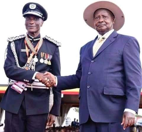 Mixed Reactions After Social Media 'Appointed' Gen.Kayihura New Coordinator Of Intelligence Services Finally 'Replacing' Gen.Tinyefuza!