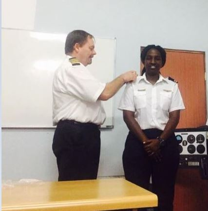 Curvy Kyokunda Endorsed As Uganda's Only Female Flight Instructor