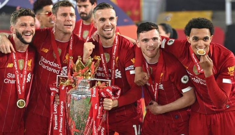 Liverpool: Departing Lallana Pays Emotional Tribute To Jordan Henderson