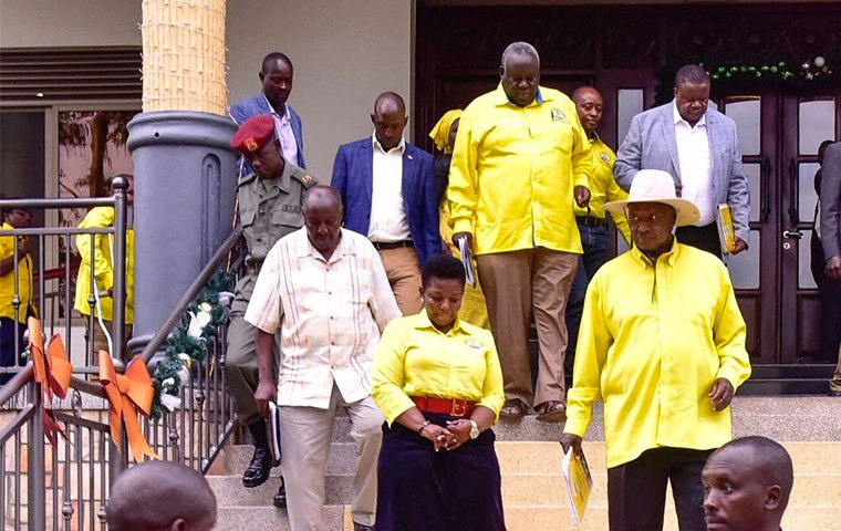 Amidst COVID-19 Pandemic, NRM CEC Passes 2021 Electoral Road Map, Voters To Line Behind Candidates